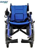 """24の""""容易な折る機能の電力の車椅子"""
