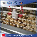 ベンガルの家禽のケージの家禽のケージの販売の肉焼き器の若めんどり電池の層のケージのためのJinfeng Hのタイプ鶏のケージ