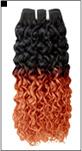 Tessuto dei capelli umani di 100% (FJS-08)