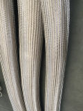 Bendable flexibles Metalschlauch mit Einfassung