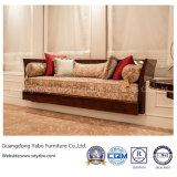 Moderne Luxushotel-Möbel mit hölzernem Schlafzimmer-Set (YB-827)