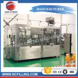 De Verpakkende Machine van het Vruchtesap/Hete het Vullen van het Sap Machine