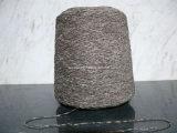 garen van Chenille van de Polyester van 4nm het 100% Saaie