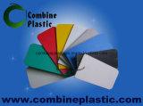 Placa/folha plásticas da espuma do PVC da liga sua demanda de anúncio da decoração