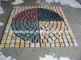 De natuurlijke Goedkope Kubussen van het Graniet, Straatsteen, Cobbles van de Betonmolen