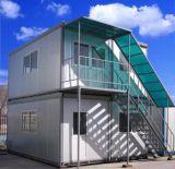 Estructura de acero moderno muebles prefabricados Casa (KXD-pH1)
