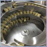 Kleine Flaschen-Drehflüssigkeit-füllende und mit einer Kappe bedeckende Maschinen-Zeile