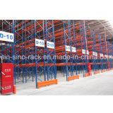 Entreposto Industrial Palete com alta qualidade do sistema