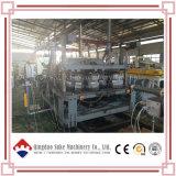 Linha de produção de tubos ondulados de dupla parede PE