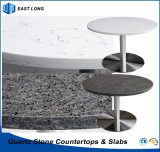 SGS 보고 & 세륨 증명서 (석영 색깔)를 가진 단단한 표면을%s 설계된 돌 탁상용