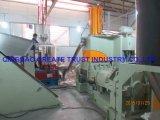 Máquina llana de calidad superior de la producción de China Masterbacth