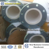 Chemshun korrosionsbeständige Tonerde-keramische Winkelstück-Rohr-Futter