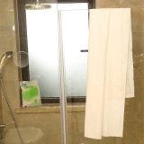Toalla nuevo diseño del OEM Ahora tejida disponible de baño blanca