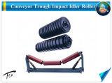 A entrega de mineração de correia transportadora de borracha de impacto Rolete da Engrenagem Intermediária