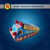 Fuegos artificiales de los niños de los fuegos artificiales del juguete de los fuegos artificiales del arma de Rocket