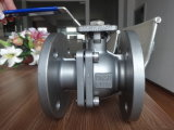 스테인리스 Steel ISO5211 Pad 3PC Ball Valve (06)