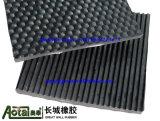 RubberMatwerk/de Matras/de Mat van de Box van de Koe van het comfort het Rubber Stabiele met de Toevoeging van de Stof
