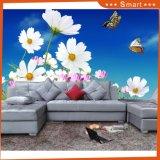 Цветки настенных росписей печатание цифров для домашней картины маслом украшения