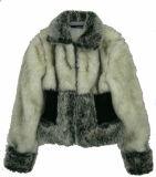 Lady's manteau de fourrure (S7848)