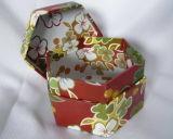 Boîte cadeau papier hexagonal (QT0101003)