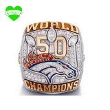 Cavalli selvaggii di Denver 1997 1998 2015 anelli di campionato con lo SGS