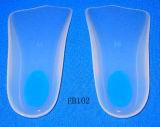 3/4 di sottopiede del gel del silicone di lunghezza (EB102)