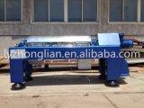 Lw550*1900高品質の大きい生産の水平の螺線形の排出のデカンター