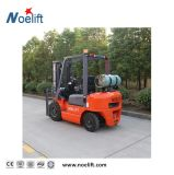 1.5トンLPGのガソリンまたはガソリン二重燃料装置のフォークリフトのプロパンのフォークリフト