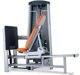 A máquina carregada Pin da ginástica/assentou a imprensa do pé (SL09)