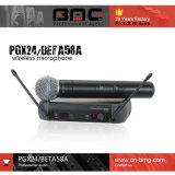 Pgx4無線マイクロフォンおよびPgx24/Beta58A