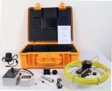 De Camera van de Inspectie van de Pijp van het riool met meter-Teller