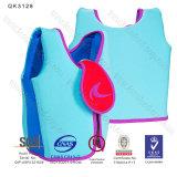 Спасательный жилет защитного приспособления тельняшки неопрена заплывания для малышей