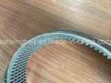 Cinghia dentata della macchina della cinghia legata gomma di Eodm V del cavo di Kevlar della cinghia agricola della cinghia 5r3vx