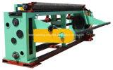 Em linha reta e reversão de Malha de Arame Hexagonal de torção de máquina de costura
