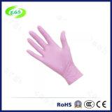 Puder-freie Wegwerfnitril-Handschuhe