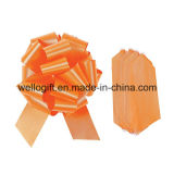 Beautiful Floral Wedding Pull Ribbon Bow para venda