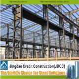 Apartamento de acero de la columna del metal prefabricado