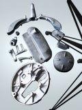 アルミニウム精密は別の仕上げを用いるダイカストを