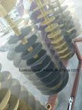 La mejor calidad Fuweisi 275 X 1,6 X 32 mm HSS DMO5 Hoja de sierra circular para tubo de metal de corte.