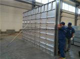 Volets de coffrage en aluminium pour verser dans le moulage