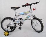 Bicicleta branca do miúdo de 16 polegadas para os meninos Kb-044