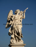 Statue en marbre / Statue de jardin / sculpture sur pierre (BJ-FEIXIANG-00334)
