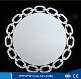 De Spiegel van het meubilair/Decoratieve Spiegel/de Duidelijke Vrije Zilveren Spiegel van het Koper/de Spiegel van het Aluminium/Zilveren Spiegel/de Spiegel van de Veiligheid