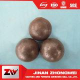 Lanzando bolas de molienda para Molino de bolas se utilizan en la planta de cemento
