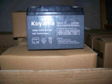 batería profunda del gel del ciclo de 12V 24ah para el protector de UPS/Surge
