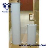 À prova de 500W GSM 3G 4G Lte o sinal do telefone de Alta Potência Jammer (com antena direcional)