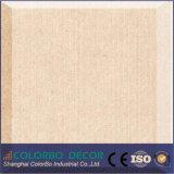 Conseil de tuiles de fibres de polyester bleu Panneau acoustique