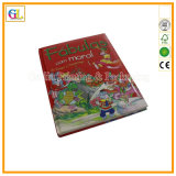 オフセット印刷の安い価格のカスタムハードカバーの子供の物語の本