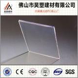 Strato solido del policarbonato per i contenitori trasparenti di aeronautica