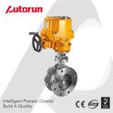Клапан-бабочка взрывозащищенной вентиляции поставщика Dn500 Wenzhou электрическая